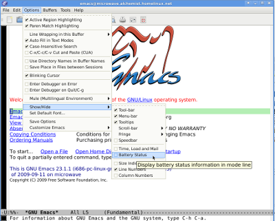 Emacs is not just an editor